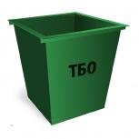 Продам металлический контейнер для мусора (ТБО), Екатеринбург
