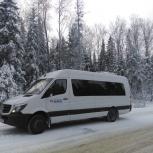 Аренда микроавтобуса Mercedes Sprinter на 19 мест, Екатеринбург