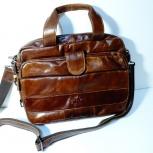 Мужская сумка из натуральной кожи арт 0711, Екатеринбург