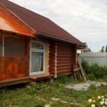 Сруб бани готовый под крышей, Екатеринбург