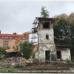 Снос, демонтаж зданий и домов в Екаб и Свердловской области, Екатеринбург