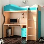 Кровать-чердак Юнга, Екатеринбург