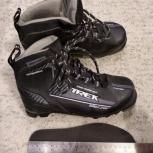 Лыжные ботинки trek blazzer combi 35 р, Екатеринбург