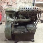 Мотор Двигатель УД-2 с Консервации, Екатеринбург