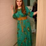 Платье из штапеля, Екатеринбург