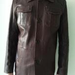 Новая мужская кожаная куртка, Екатеринбург