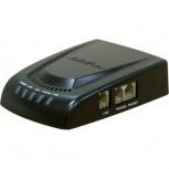 VoIP шлюз IP-телефонии AddPac AP100B. Почти новый. Доставлю, отправлю, Екатеринбург