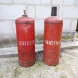 газовые баллоны, Екатеринбург