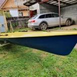 Лодка для академической гребли, Екатеринбург