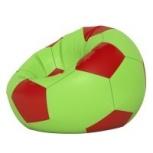 Мягкое кресло мяч салатовый 70см малый, Екатеринбург