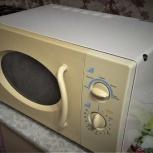 Микроволновая печь. Хорошее сост. Доставить могу, Екатеринбург