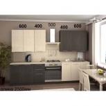 Кухня, модель кватро-3, Екатеринбург