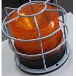 Лампа сигнальная красная, маячок оранжевый  (мигалка) питание 220в, Екатеринбург