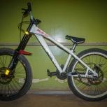Продам велосипед кастом фрирайд, Екатеринбург