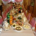 Помощь в поиске и аренде кафе для свадьбы, выпускного, юбилея, Екатеринбург
