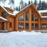 Строительство деревянных домов из профилированного бруса, Екатеринбург