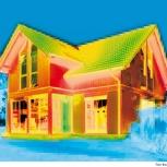 Тепловизионное обследование дома, Екатеринбург