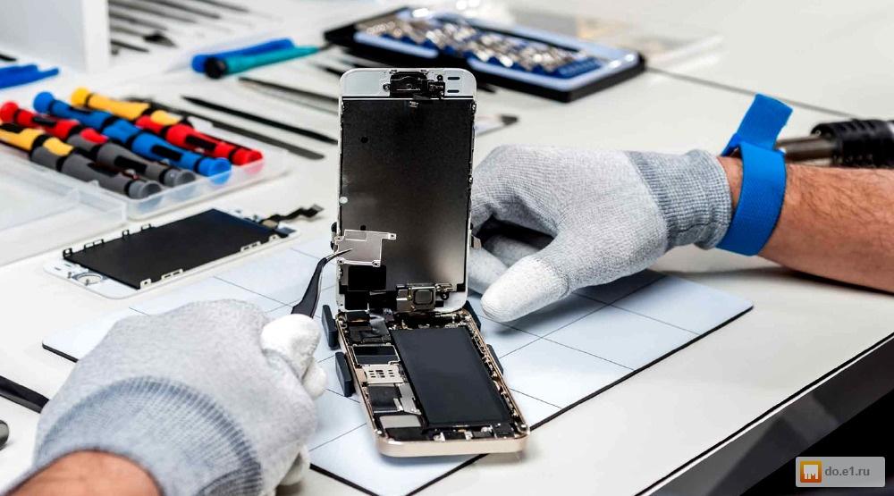 ремонт айфона 6 екатеринбург