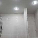 Ремонт в ванной, Екатеринбург