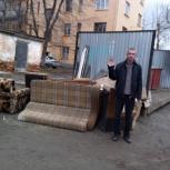 Вынос Дивана, мебели ,хлама, вывоз мусора на помойку. ГРУЗЧИКИ. вывоз, Екатеринбург