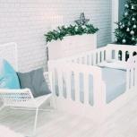 Детская кровать-манеж Вертикали (Мир мебели), Екатеринбург
