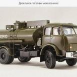 Дизельное топливо, Екатеринбург