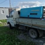 Аренда дизельного компрессора с отбойными молотками, Екатеринбург
