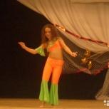 Костюм для восточных танцев, Екатеринбург