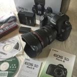 Фотоаппарат Canon EOS 5D Mark III DSLR камеры с объективом 24-105 мм, Екатеринбург