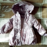 Куртка зимняя 28 размер на девочку, Екатеринбург