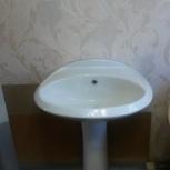 Раковина с пьедесталом, Екатеринбург