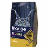Monge. BWild Cat. Корма, отвечающие инстинктам кошек, Екатеринбург