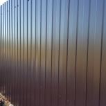 Забор из профлиста, Екатеринбург