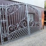 Кованные распашные ворота от производителя любого типа за 7 дней, Екатеринбург