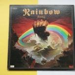 Blackmore'S Rainbow - Rainbow Rising 1976 Japan LP, Екатеринбург