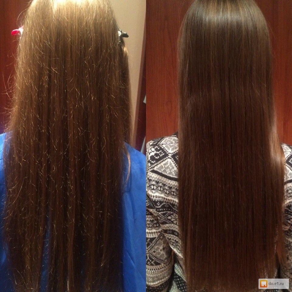 полировка волос в екатеринбурге