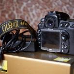 Продам Nikon D810, Екатеринбург