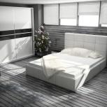 Интерьерная кровать Гретта с подъемным механизмом (МК), Екатеринбург