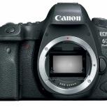 Фотоаппарат Canon EOS 6D mark II body, Екатеринбург