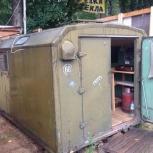 Кунг (строительный вагончик), каркас рефрижератора, Екатеринбург