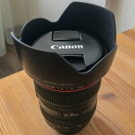 Объектив Canon EF 24-105mm f/4L IS USM, Екатеринбург