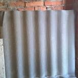 Шифер асбестовый размер 0,98м*1,8м и 0,98м*0,9м, Екатеринбург