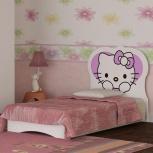 Детская кровать Китти (Миди), Екатеринбург