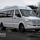 Аренда микроавтобуса Mercedes-Benz Sprinter NEW VIP 19 мест, Екатеринбург