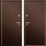 Входная металлическая дверь ПРАКТИК металл-металл 2066-980, Екатеринбург