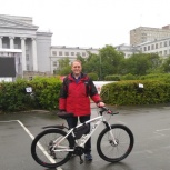 Обучение езде на велосипеде за час круглый год, Екатеринбург