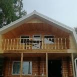 Строительство деревянных домов и бань. Отделочные работы, Екатеринбург