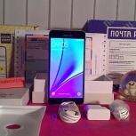 телефон Samsung Galaxy Note 5, 4 цвет Blue,  память 32 Gb, Екатеринбург