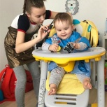 Детский парикмахер на дом, Екатеринбург