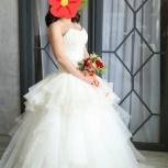 Свадебное платье и свадебная шубка, Екатеринбург